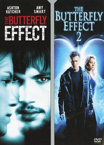 THE Butterfly Effect 1 2 DVD NEW 2004 Ashton Kutcher | eBay