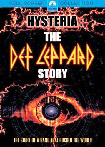 Hysteria-The-Def-Leppard-Story-DVD-NEW