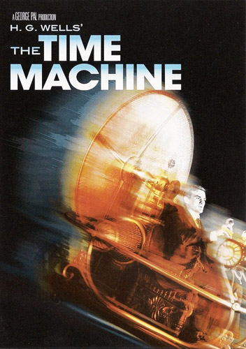 The-Time-Machine-DVD-NEW-1960-Rod-Taylor