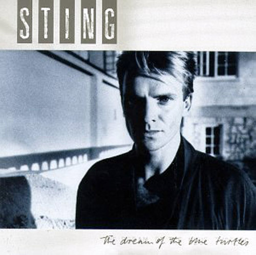 Sting-The-Dream-of-the-Blue-Turtles-CD-NEW