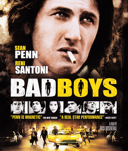 Bad Boys With Sean Penn: Bad Boys (1983 Sean Penn) BLU-RAY NEW