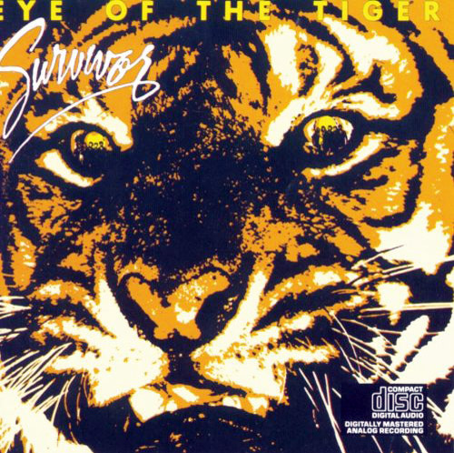 Survivor-Eye-of-the-Tiger-CD-NEW