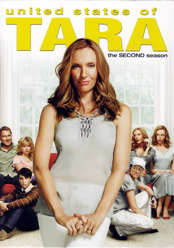 United-States-of-Tara-Season-2-DVD-NEW-Second-Season-2-Disc