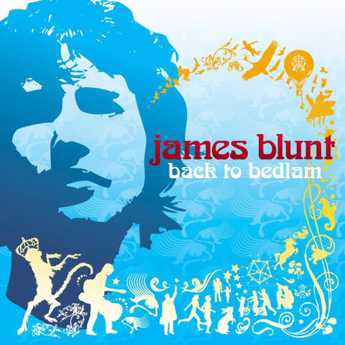 James-Blunt-Back-to-Bedlam-CD-NEW-Explicit-Lyrics