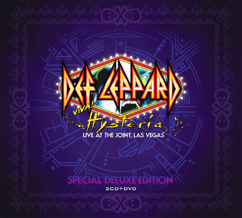 Def-Leppard-Viva-Hysteria-CD-NEW-3-Disc-CD-DVD-Deluxe-Edition