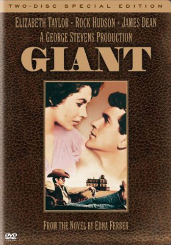 Giant-DVD-NEW-1956-Elizabeth-Taylor-2-Disc-Special-Edition