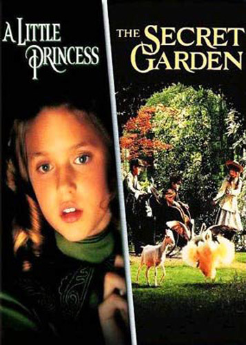 A-Little-Princess-The-Secret-Garden-DVD-NEW-1995-1993