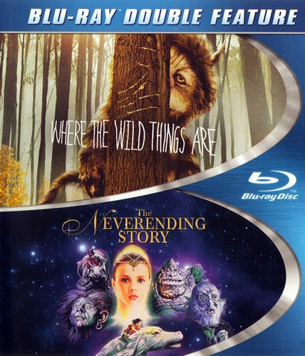 Where the Wild Things Are / The NeverEnding Story (1984 ...