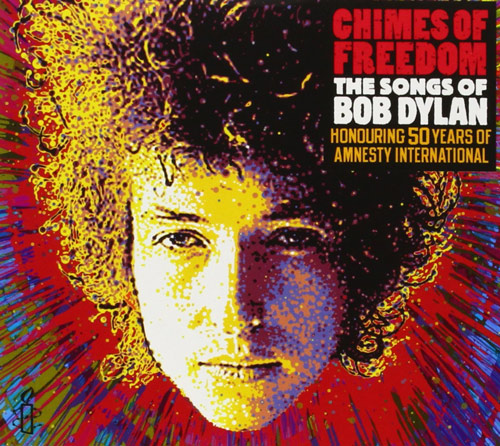 Various Artists Chimes Of Freedom The Songs Of Bob